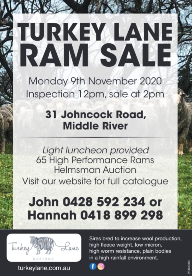 2020 Ram Sale